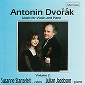 Dvorak: Music for Violin and Piano, Vol. 2 by Susane Stanzeleit