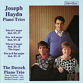 Haydn: Piano Trios by The Dussek Piano Trio