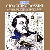 Rossini: Sinfonie Per Organo A Quattro Mani by Various Artists