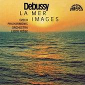 Debussy: La Mer, Images pour orchestre by Czech Philharmonic Orchestra