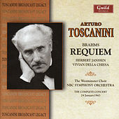 TOSCANINI - Brahms - Requiem - 1943 by Various Artists