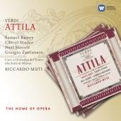 Verdi: Attila by Ernesto Gavazzi