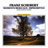 Schubert: Moments Musicaux - Impromptus by Franz Schubert