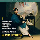 Great Opera Recordings / Giacomo Puccini: Madama Butterfly [1939], Vol. 2 by Teatro dell'Opera di Roma