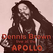 Live At The Apollo by Dennis Brown