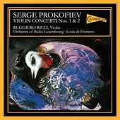 Prokofiev: Violin Concerti Nos. 1 & 2; Sinfonia Concertante for Cello by Various Artists