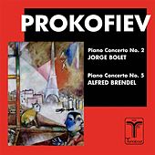 Prokofiev: Piano Concerti Nos. 2, 4 & 5 by Various Artists