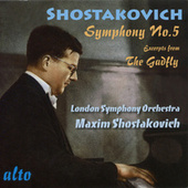 Shostakovich Symphony No.5 by London Sympony Orchestra