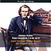 Grat Recordings / Johannes Brahms: Piano Concerto No. 2 in B-Flat Major, Op. 83 [1939] by NBC Symphony Orchestra
