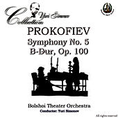 Prokofiev: Symphony No. 5 in B Major by Bolshoi Theatre Orchestra