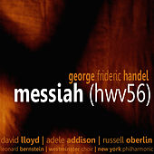 Handel: Messiah, HWV56 by New York Philharmonic