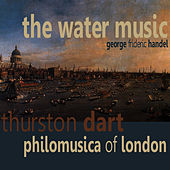 Handel: The Water Music by Philharmonia of Orchestra