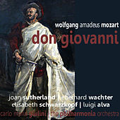 Mozart: Don Giovanni by Joan Sutherland