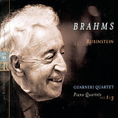 Rubinstein Collection, Vol. 65: Brahms: Piano Quartets Nos. 1 & 3 by Arthur Rubinstein