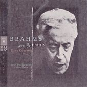 Rubinstein Collection, Vol. 81: Brahms: Piano Concerto No. 1 by Arthur Rubinstein