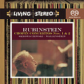 Chopin: Piano Concertos by Arthur Rubinstein