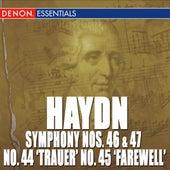 Haydn: Symphony Nos. 44 'Trauer', 45