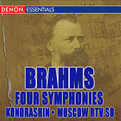 Brahms: The Complete Symphonies by Moscow RTV Symphony Orchestra