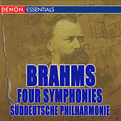 Brahms: The Complete Symphonies by Alfred Scholz