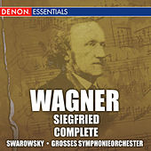 Wagner: Siegfried by Hans Swarowsky