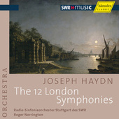 Haydn, J.: The 12 London Symphonies by Roger Norrington