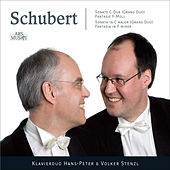 Stenzel Piano Duo: Schubert by Stenzl Piano Duo