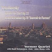 Tchaikovsky: String Quartet No. 2 in F Major / Souvenir De Florence by Various Artists