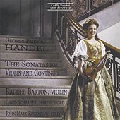 Handel: Sonatas for Violin and Continuo by David Schrader