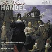 Handel: Un'Alma Innamorata / Chi Rapi La Pace Al Core / La Lucrezia by Various Artists