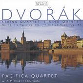 Dvorak: String Quartet in G Major / String Quintet in E Flat Major by Various Artists