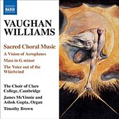 Vaughan Williams, R.: Sacred Choral Music by Various Artists