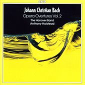 Bach, J.C.: Opera Overtures, Vol. 2 by Anthony Halstead