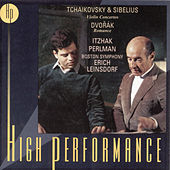 Violin Concertos by Itzhak Perlman