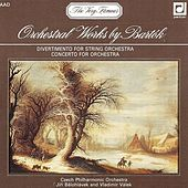 Bartok: Orchestral Works by Czech Philharmonic Orchestra