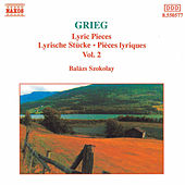Lyric Pieces Vol. 2 by Edvard Grieg