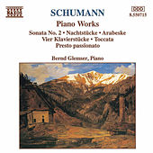 Piano Works by Robert Schumann