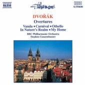 Overtures by Antonin Dvorak