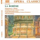 La Bohème by Giacomo Puccini
