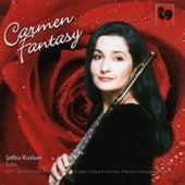 Georges Bizet, M. Ravel, C. Debussy, Gabriel Fauré, J. Ibert: Carmen Fantasy for Flute & Piano by Various Artists