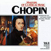 Masters Of Classical Music: Chopin by Evelyne Dubourg