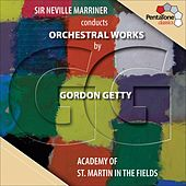 Getty, G.: Orchestral Music by Neville Marriner