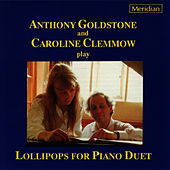 Lollipops for Piano Duet by Anthony Goldstone