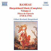 Music for Harpsichord Vol.2 by Jean-Philippe Rameau