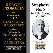 Prokofiev: Symphony No. 5 In B Flat Major, Op. 100 by London Symphony Orchestra