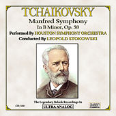 Tchaikovsky: Manfred Symphony In B Minor, Op. 58 by Houston Symphony Orchestra