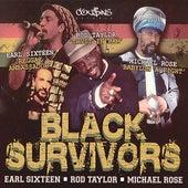 Black Survivor: Reggae Ambassador, Trust In Jah & Babylon A Fight by Various Artists