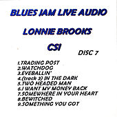 Blues Jam Live Audio: Lonnie Brooks by Lonnie Brooks