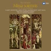 Beethoven: Missa Solemnis by Martti Talvela