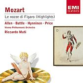 Mozart - Le nozze di Figaro (highlights) by Various Artists
