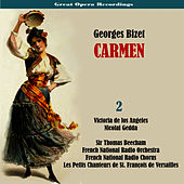 George Bizet: Carmen [1958], Vol. 2 by Sir Thomas Beecham